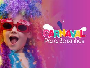 Angra terá Carnaval para baixinhos no Cais de Santa Luzia