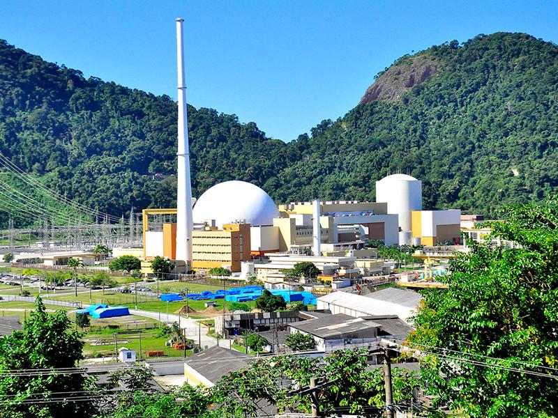 Eletronuclear - Foto: Divulgação/PMAngra