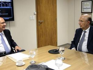 Meirelles nega diálogo com Alckmin e não confirma candidatura