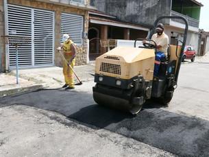 Ruas de Caraguatatuba recebem cerca de 200 lombadas para aumentar segurança no trânsito