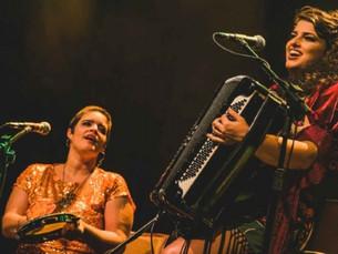 Encontro Musical com cantoras Lívia Mattos e Alessandra Leão acontece nesta quinta-feira (12/07) em