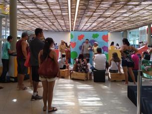 Serramar Shopping recebe Feira do Livro 2020, em Caraguatatuba