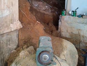 Disque-Denúncia leva PM a paralisar construção irregular