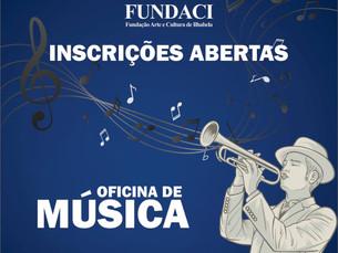 Fundação Arte e Cultura de Ilhabela abre inscrições para oficinas de música