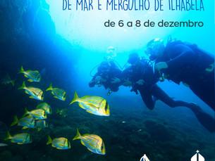 Prefeitura de Ilhabela irá realizar Festival de Abertura da Temporada de Mar e Mergulho