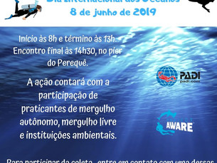 Semana do Meio Ambiente de Ilhabela terá ação voltada ao oceano