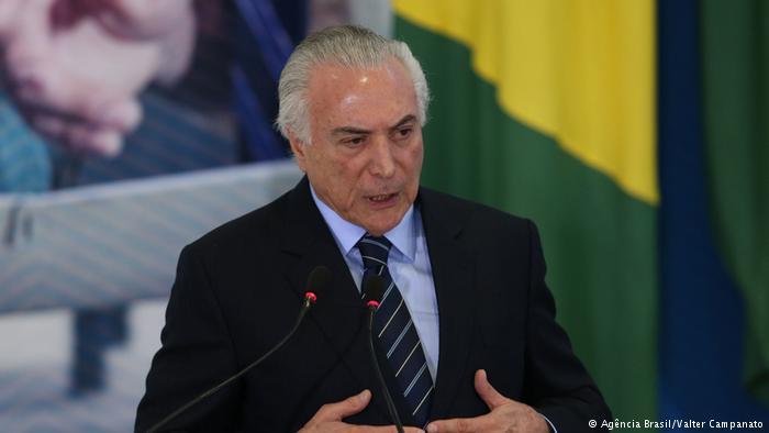 Michel Temer - Foto: Agência Brasil/Valter Campanato