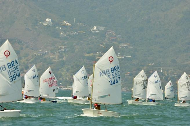 A regata vai valer como primeira etapa do ranking sebastianense de vela - Foto: André Santos/PMSS
