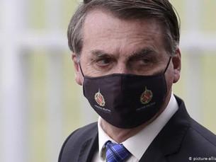 Bolsonaro testa positivo para covid-19 novamente