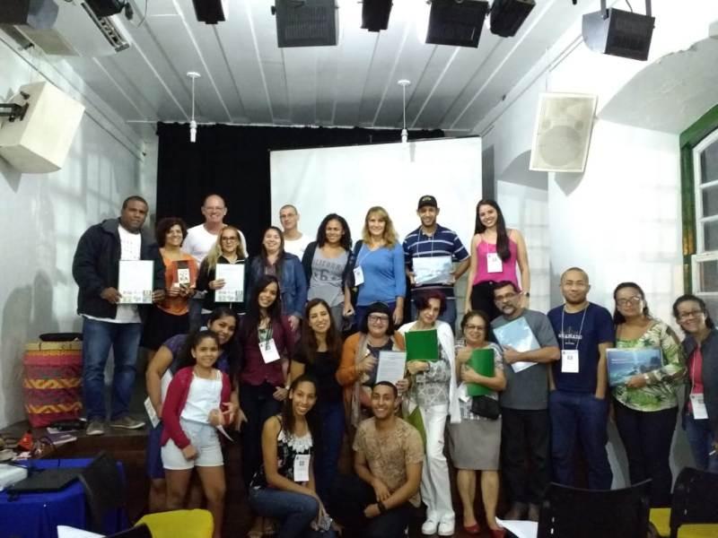 Curso de patrimônio - Foto: Divulgação/PMAngra