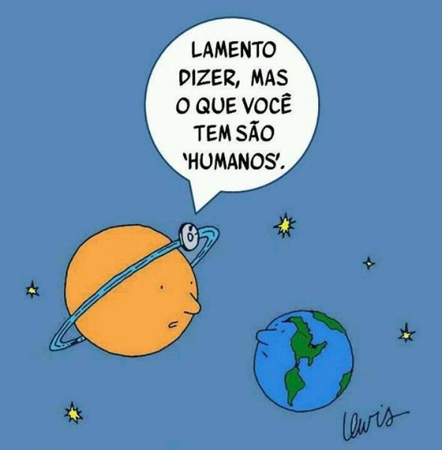 Planeta doente