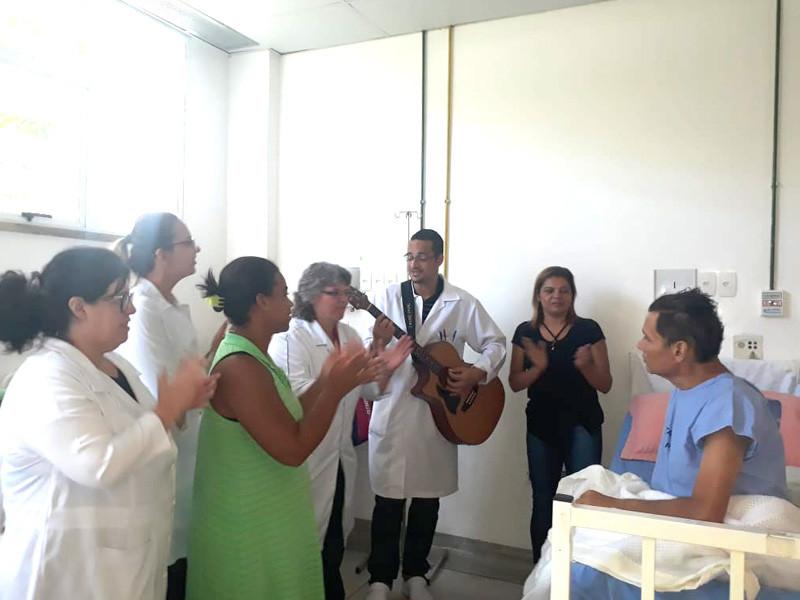 Musicoterapia em Angra - Foto: Divulgação