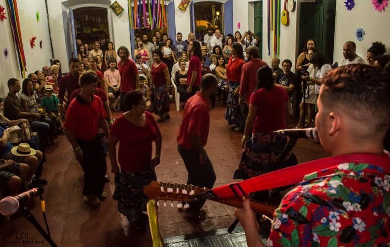 Fandango caiçara - Foto: Thiago Mariano