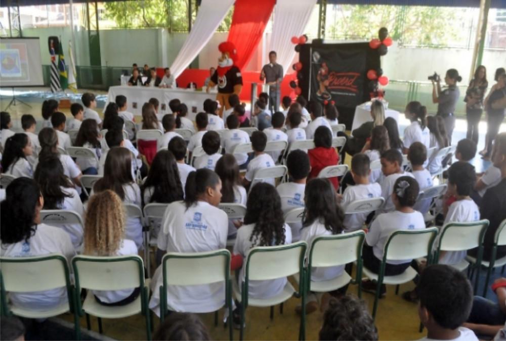 Cerimônia de formatura - Foto: Arnaldo Klajn/Pmss