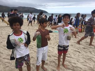 Semana Mundial do Meio Ambiente é comemorada com ações especiais por projeto do IEE em São Sebastião