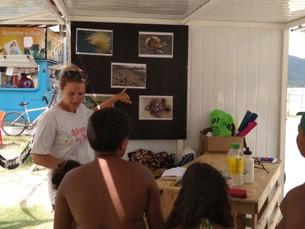 Verão no Clima: abertas as inscrições para o mutirão do Perequê-Açu, em Ubatuba