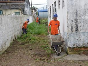 Prefeitura de Caraguá inicia reforma de prédio para criar 92 vagas de creche no Barranco Alto