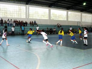 Jogos da Cup de Futebol e Futsal começam nesta segunda-feira, 16