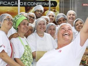 Bolos e pães transformam vidas em Caraguatatuba