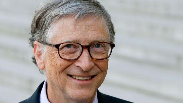 Bill Gates, cofundador da Microsoft, foi um dos que deu início ao grupo, no fim de 2016