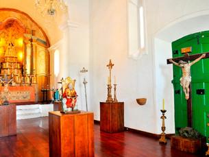 Visitas guiadas ao Museu e Convento São Bernardino de Sena em Angra dos Reis