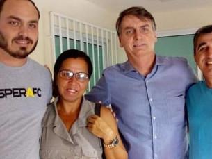 Apoiada por Bolsonaro, Wal do Açaí não se elege vereadora em Angra dos Reis
