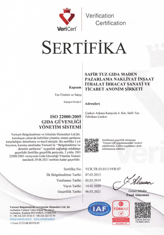 ISO22000:2005