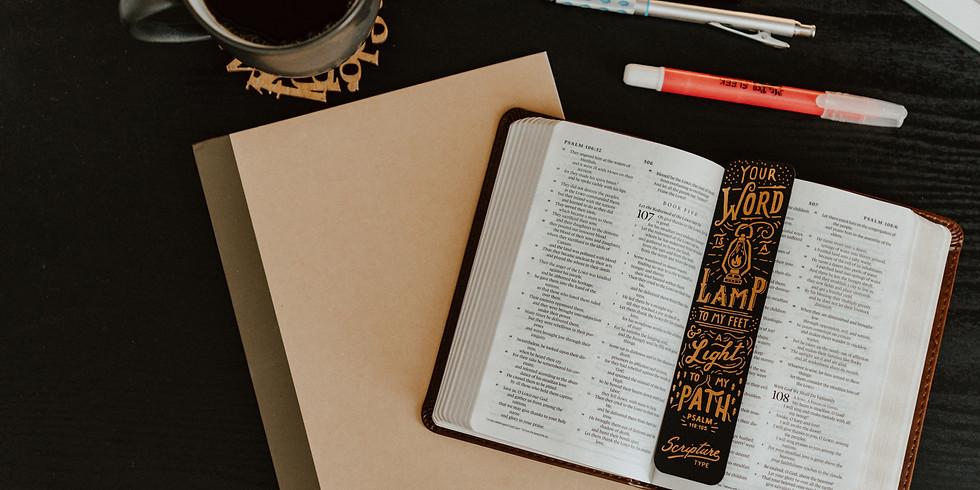 旌旗網路學校 2021 春季班 - 聖經課程