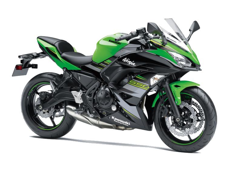 2019 Kawasaki EX650R