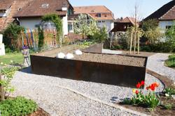 Garten und Metall in Biel