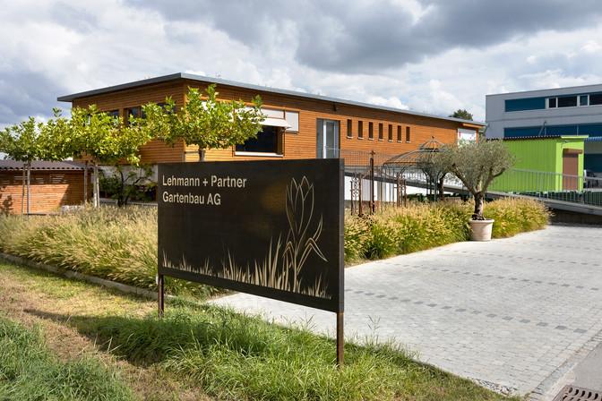 Showgarten Lehmann + Partner Gartenbau AG