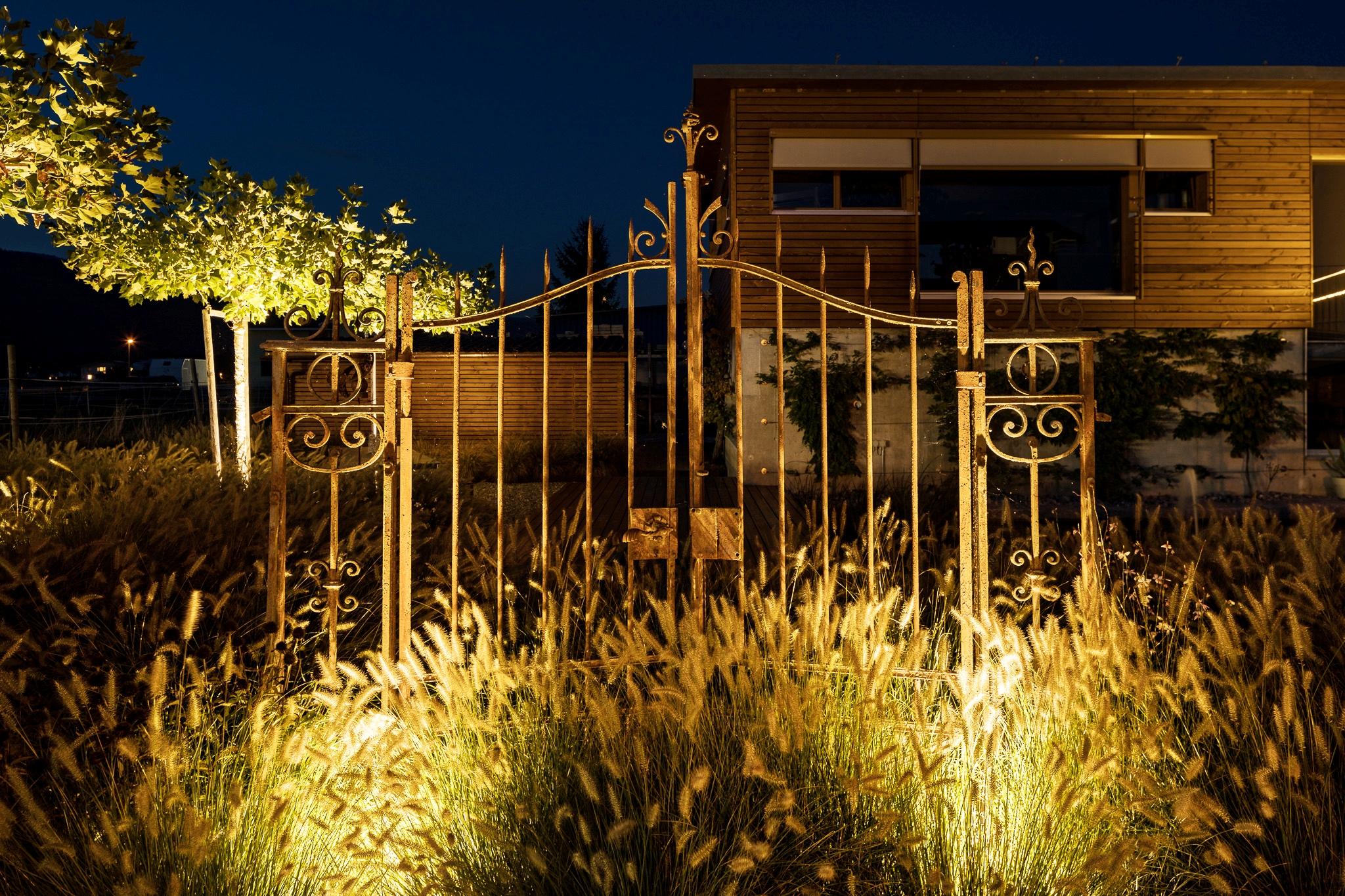 Nachtgarten Lehmann Gartenbau