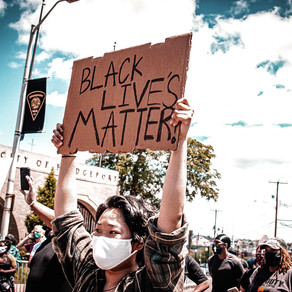 BLACK LIVES MATTER, JUNETEENTH, & THE PANDEMIC