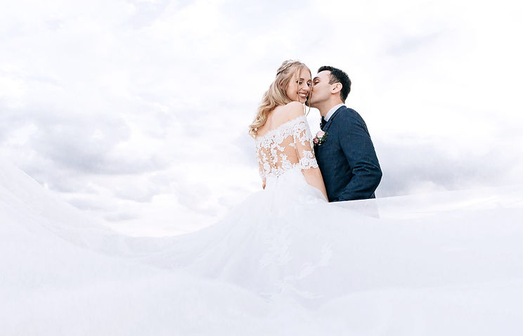 Brautpaar in Esslingen