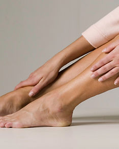 Legs and nails care