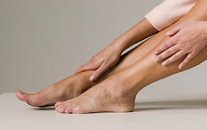 Feet Assessment with Stretching and Strengthening Program