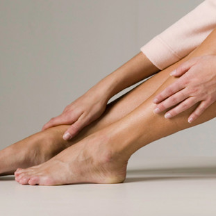 Pedicure and foot care