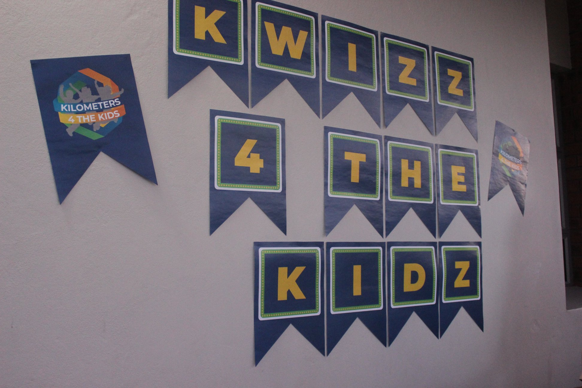 Prize Donation - Kwizz 4 the Kids