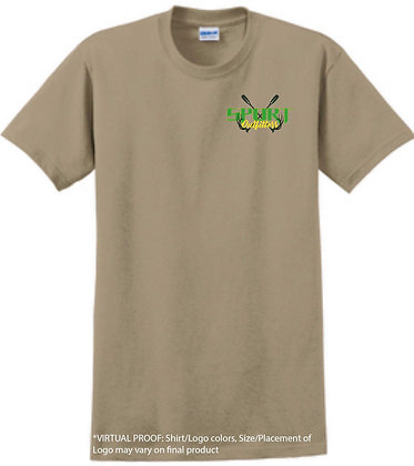 Tan Logo T-Shirt