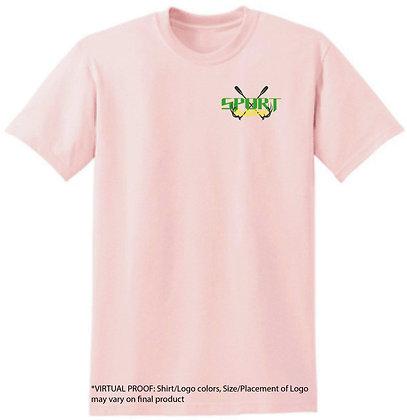 Light Pink Logo T-Shirt