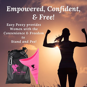 Easy Peezy Empowered, Confident & Free