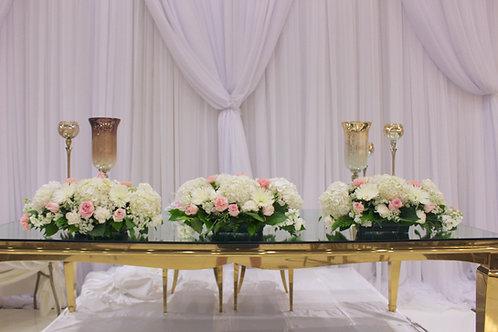 Sweetheart Table 2 (3 Arrangements)