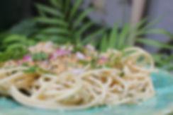 atelier de cuisine atelier culinaire paris smmmile vegan pop festival 2019 manon touati crohn sur la voie de la guérison bonheur en fleur thérapeut holistique graines germées recettes crusine pâtes sans gluten makis moshis rouleaux de printemps rawfood psychomotricité psychomotricienne naturopathe naturopathie maladie de crohn hypothyroidie hashimoto asthme maladie auto immune chronique régénération guérison guérir rémission bolognaise vegan