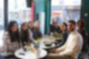 bonheur en fleur manon touati les rencontres du bonheur régénération alimentation saine naturopathie naturopathe lula restaurant bio et veggie vegan sas gluten maladie de crohn rch guérison guérir psychomotricité psychomotricienne cuisine partage maladie auto immune chronique inflammatoire repas paris 10ème arrondissement