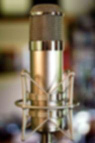 Microphones Studio33rec