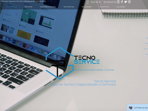 Tecno Service Soporte Tecnico Especializado a Domicilio, Tel 2647 4674 Whats 55 1062 6376 Servicio a
