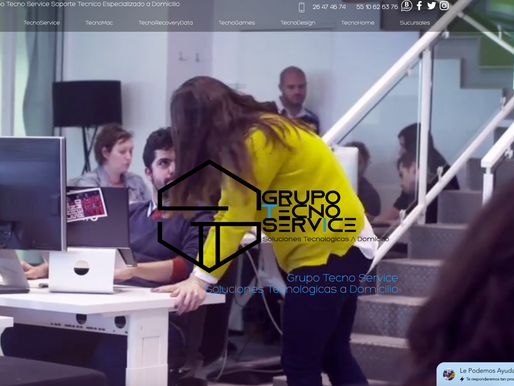 Grupo Tecno Service Soluciones Tecnologicas a Domicilio, Tel 2647 4674 Whats 55 1062 6376 Servicio a