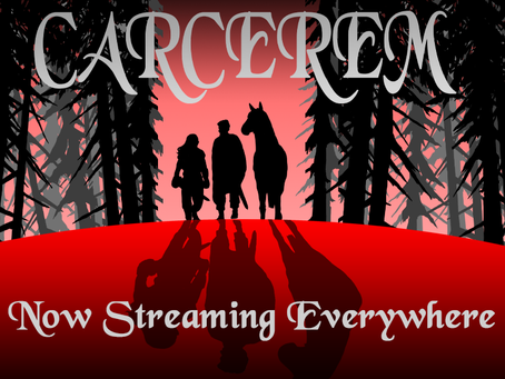 Carcerem: The Series is Now Streaming Everywhere! ⚔️