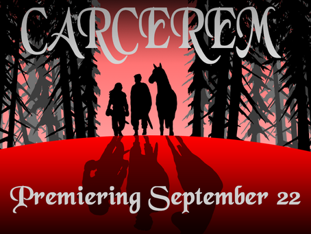 Carcerem - The Series - One Week Away!