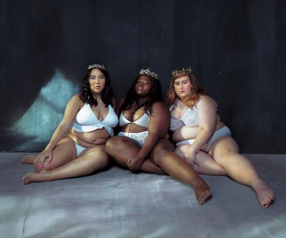 Michelle Elman • Stephanie Yeboah • Lottie L'amour